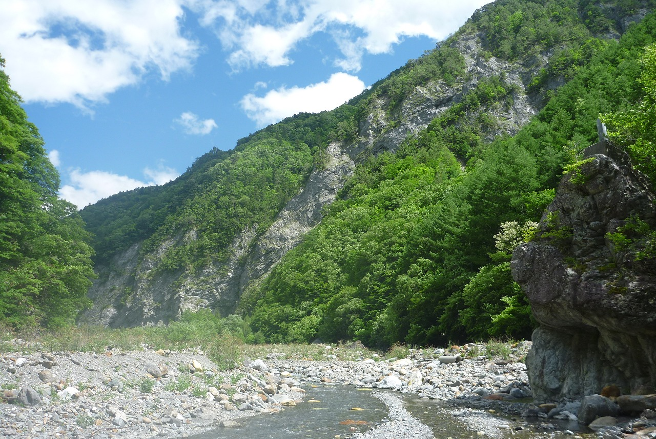 白岩 - 遠景