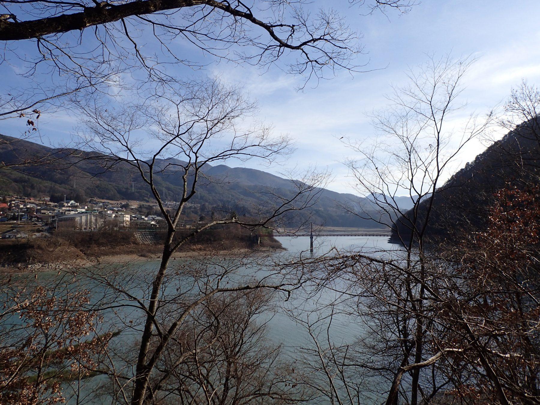 こわくびから見た神田橋