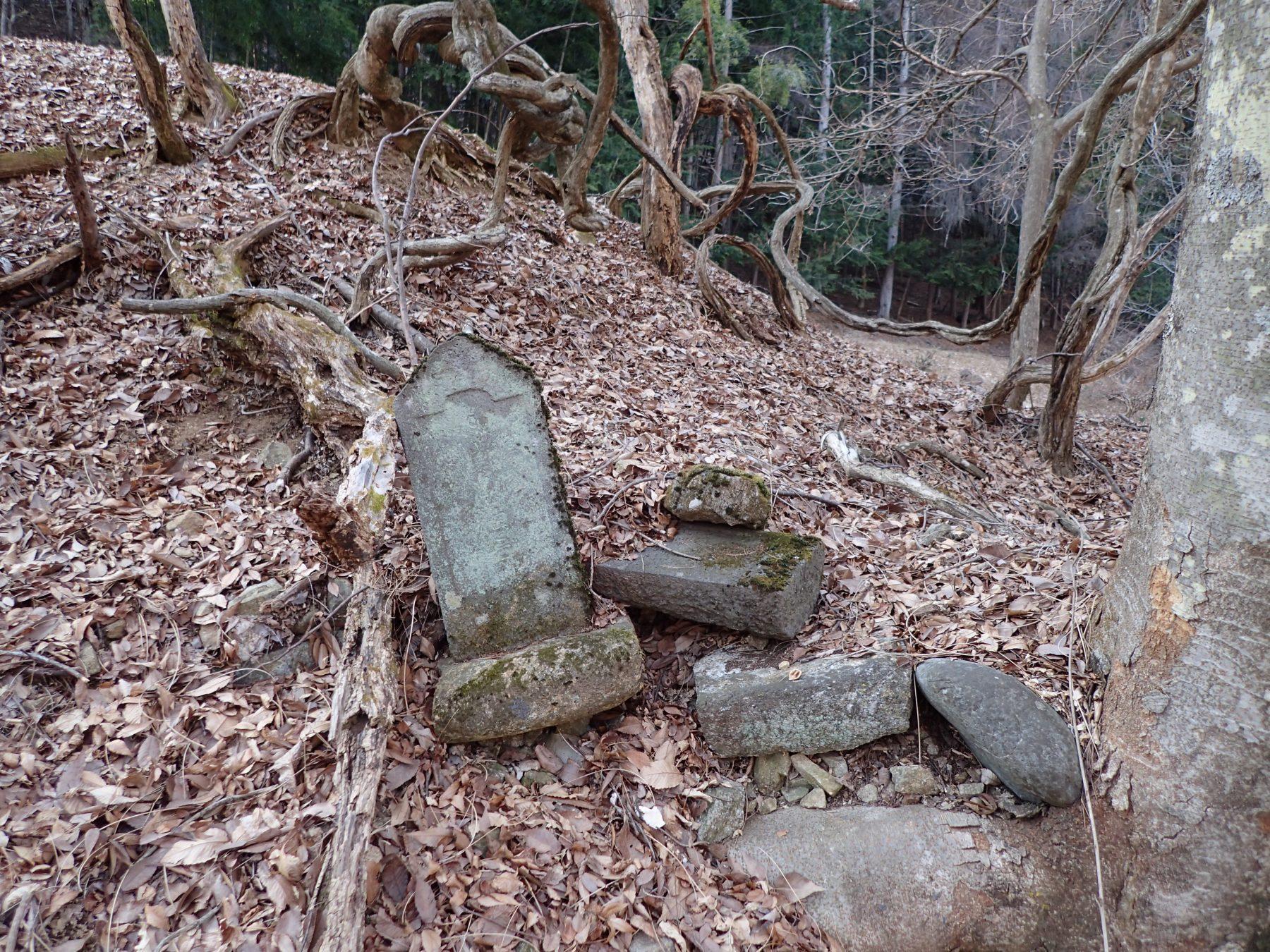 こわくびの石碑