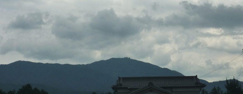 高鳥谷山(たかずやさん)