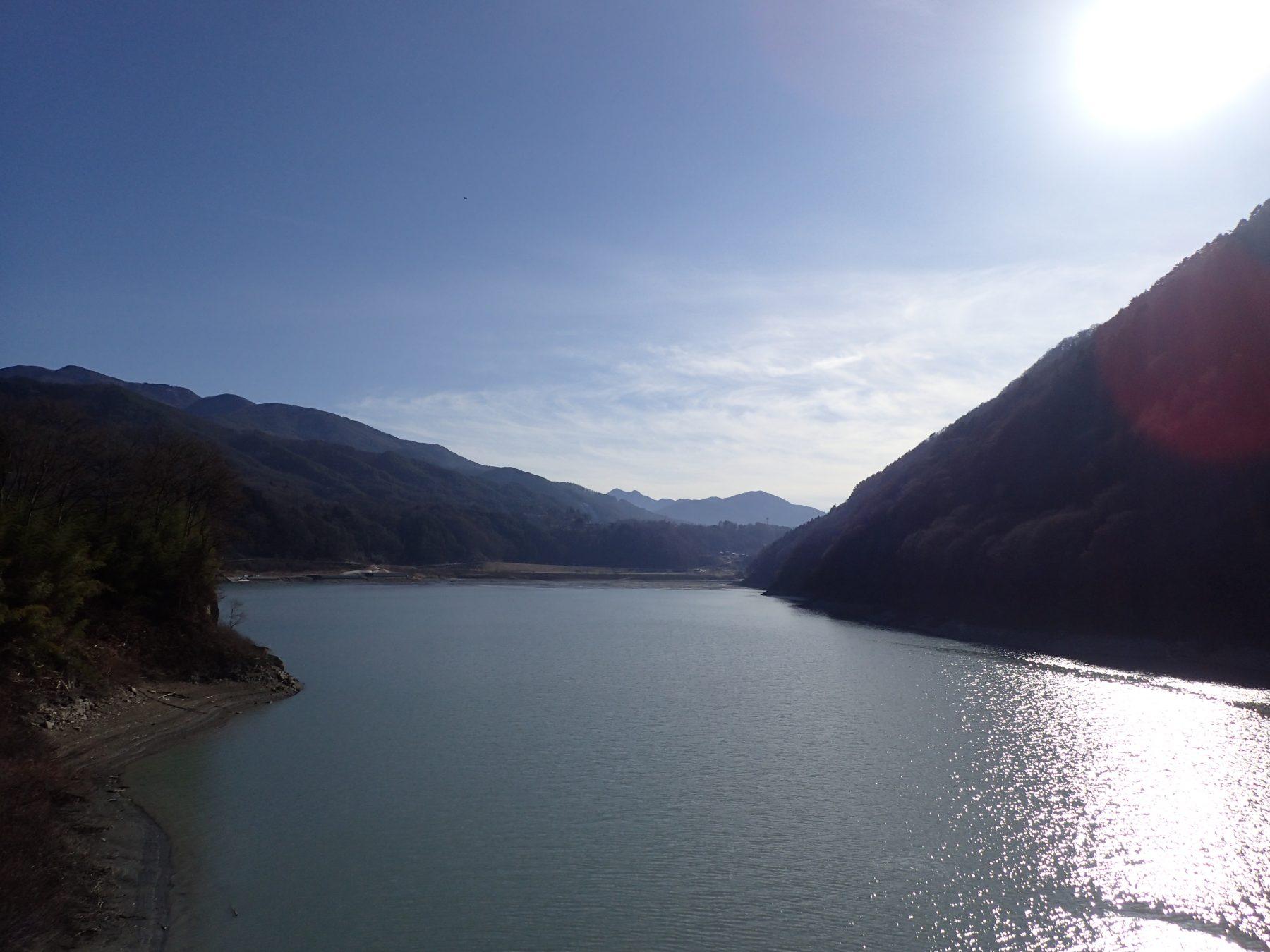 神田橋から見た南側の景色